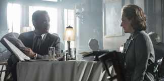 Tom Hanks et Meryl Streep dans Pentagon Papers